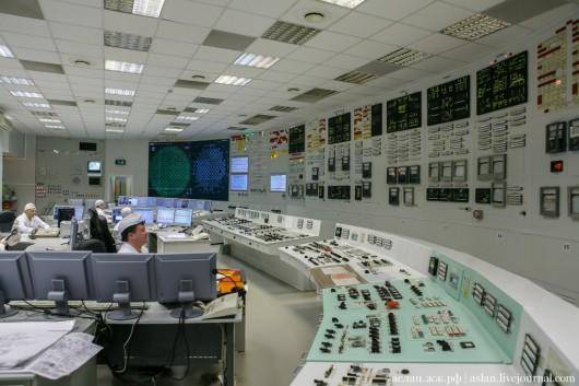 Elektrownia atomowa w Sosnowym Borze - Rosja