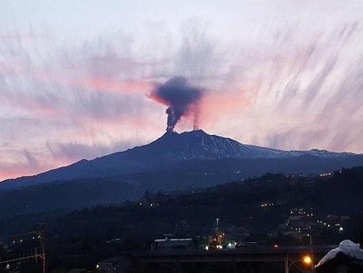 Etna Foto Luigi Leva