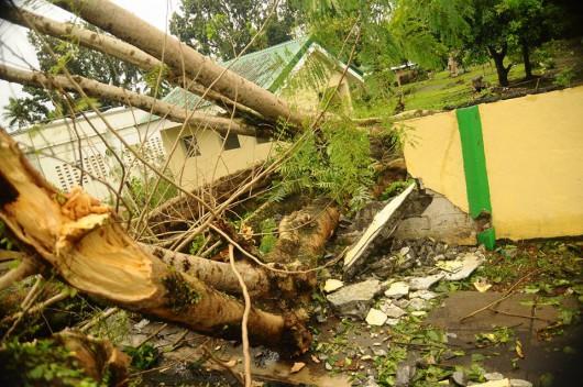 Filipiny - Tajfun Melor zabił 9 osób -2