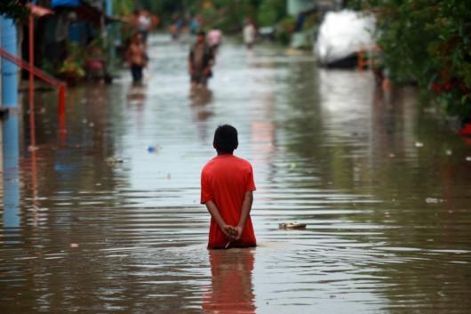 Filipiny - Tajfun Melor zabił 9 osób -7