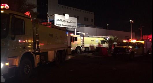 Jizan, Arabia Saudyjska - W pożarze szpitala zginęło co najmniej 25 osób -2