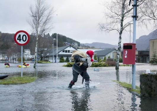 Norwegia - Nawałnice -4