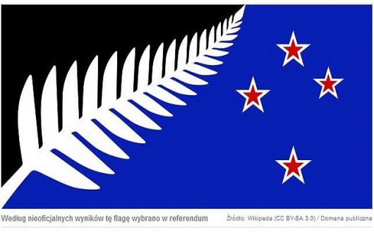 Nowa flaga NZ