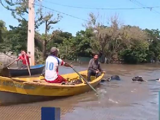Powódź Argentyna