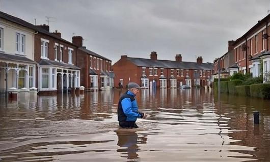 Powódź w UK 11