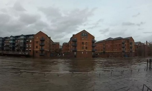 Powódź w UK 8
