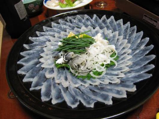 Ryba Fugu -2