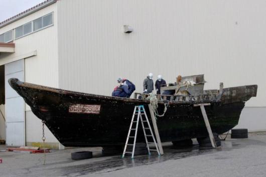 U wybrzeży Japonii pojawiło się kilkanaście tajemniczych łodzi ze szczątkami ludzi -2