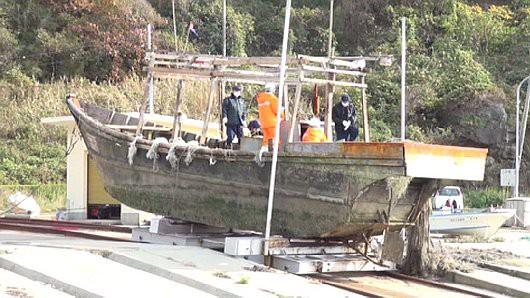 U wybrzeży Japonii pojawiło się kilkanaście tajemniczych łodzi ze szczątkami ludzi