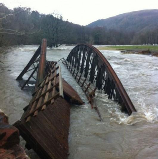 UK - Powódź na niespotykaną dotąd skalę -15