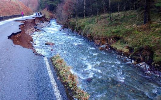 UK - Powódź na niespotykaną dotąd skalę -5