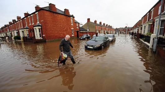UK - Trzeci raz w ciągu dwóch tygodni wieś Glenridding została zalana -5
