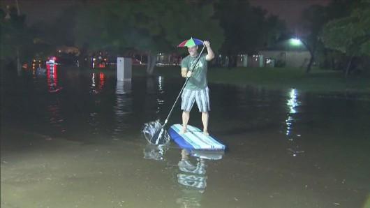USA - Intensywne opady deszczu na Florydzie -1