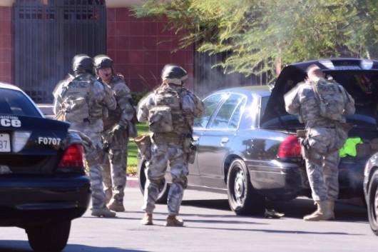 USA - Strzelanina w San Bernardino, co najmniej 20 ofiar -3