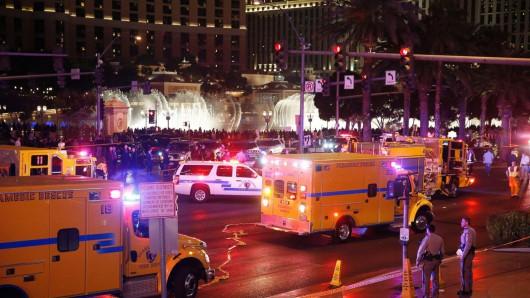 USA - W centrum Las Vegas kobieta z trzyletnim dzieckiem w aucie celowo wjechała w tłum ludzi -1