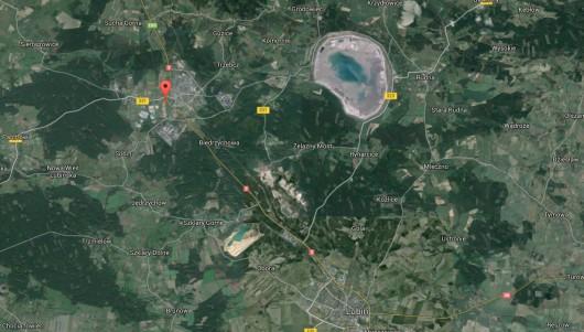 Wstrząs w Polkowicach