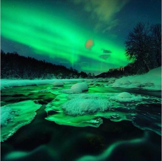 Zorza polarna - świat -11