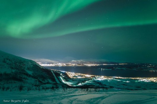 Zorza polarna - świat -12