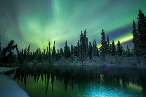 Zorza polarna - świat -8