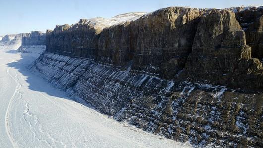 Antarktyda - Pod lodem znaleziono największy kanion na Ziemi -3