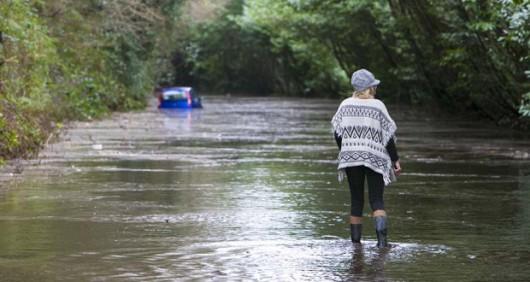 Australia - Gwałtowna powódź -4
