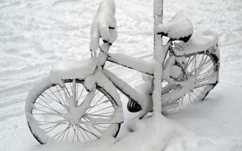 Bułgaria - Duże opady śniegu -1