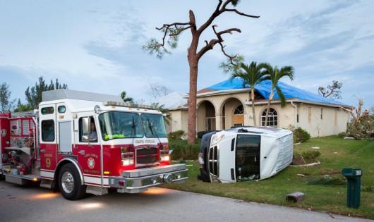 Cape Coral, USA - Tornado uszkodziło prawie 200 budynków na Florydzie -6