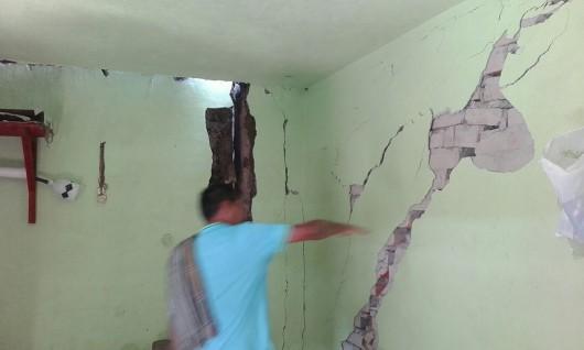 Co najmniej 210 rodzin dotkniętych szkodami
