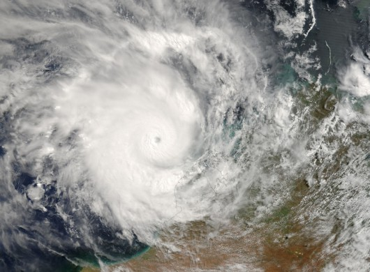 Cyklon Stan - Australia