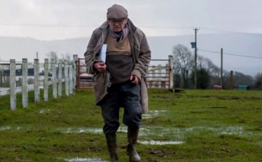 W Wielkiej Brytanii deszcz pada nieustannie przez 82 dni
