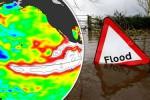 El Nino i powodzie