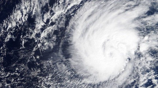 Huragan, Pacyfik