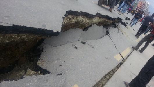 Indie, Birma i Bangladesz - Co najmniej 11 osób zginęło w silnym trzęsieniu ziemi -12
