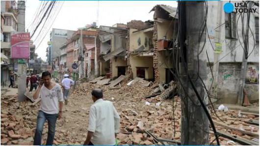 Indie, Birma i Bangladesz - Co najmniej 11 osób zginęło w silnym trzęsieniu ziemi -5