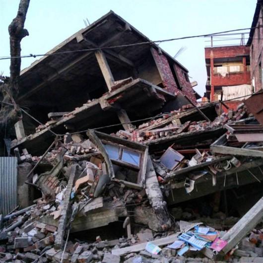 Indie, Birma i Bangladesz - Co najmniej 11 osób zginęło w silnym trzęsieniu ziemi