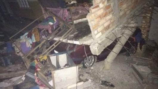 Indie, Birma i Bangladesz - Co najmniej 11 osób zginęło w silnym trzęsieniu ziemi -8