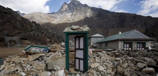 Indie, Birma i Bangladesz - Co najmniej 11 osób zginęło w silnym trzęsieniu ziemi -9