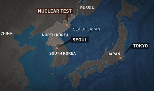 Korea Północna dokonała próby jądrowej -2