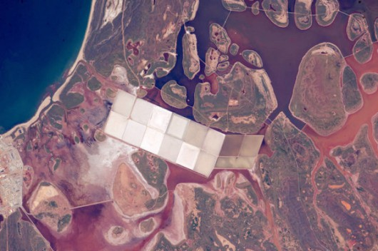 Laguny przybrzeżne w zachodniej Australii