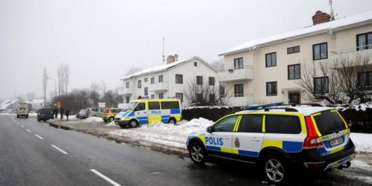 Mölndal, Szwecja - Młody uchodźca zabił nożem 22-letnią Szwedkę -2