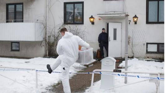 Mölndal, Szwecja - Młody uchodźca zabił nożem 22-letnią Szwedkę