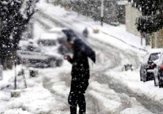 Metr śniegu w Tunezji i nadal pada -5