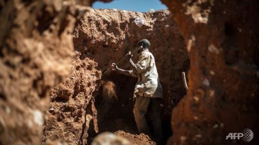 Nawet siedmioletnie dzieci wydobywają kobalt w małych kopalniach w Kongo za 2 dolary na dobę -2