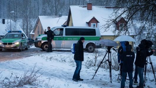 Oberaurach, Niemcy - W sylwestra strzelił kilka razy w tłum ludzi i zabił 11-letnią dziewczynkę -3