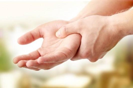 Obrzęki naczynioruchowe rąk