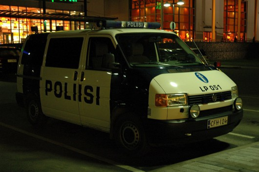 Policja - Finlandia