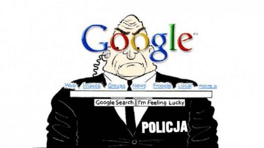 Policja - Inwigilacja