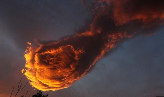 Portugalia - Formacja chmur -2
