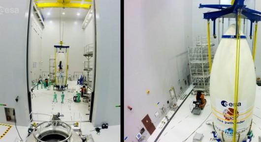 Sonda LISA Pathfinder - jak powstawała