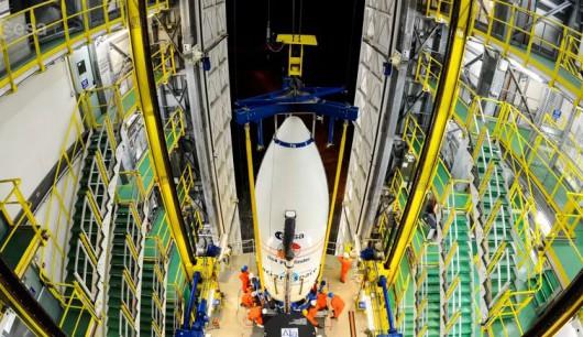 Sonda LISA Pathfinder - przygotowania do startu